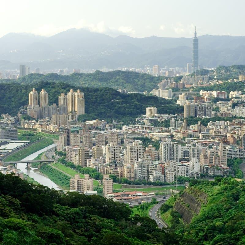 городской пейзаж стоковое изображение rf