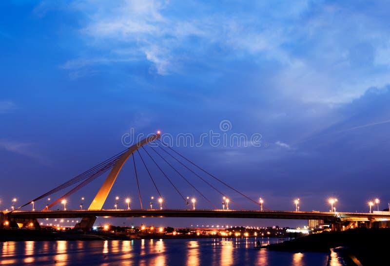 городской пейзаж bridg стоковые фотографии rf