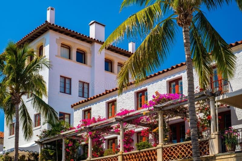 Городской пейзаж West Palm Beach стоковые изображения rf