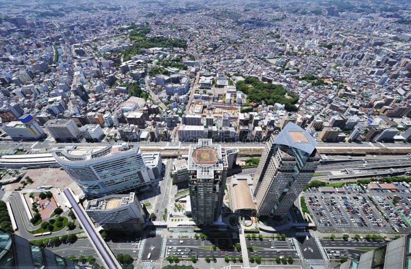 городской пейзаж yokohama стоковые изображения