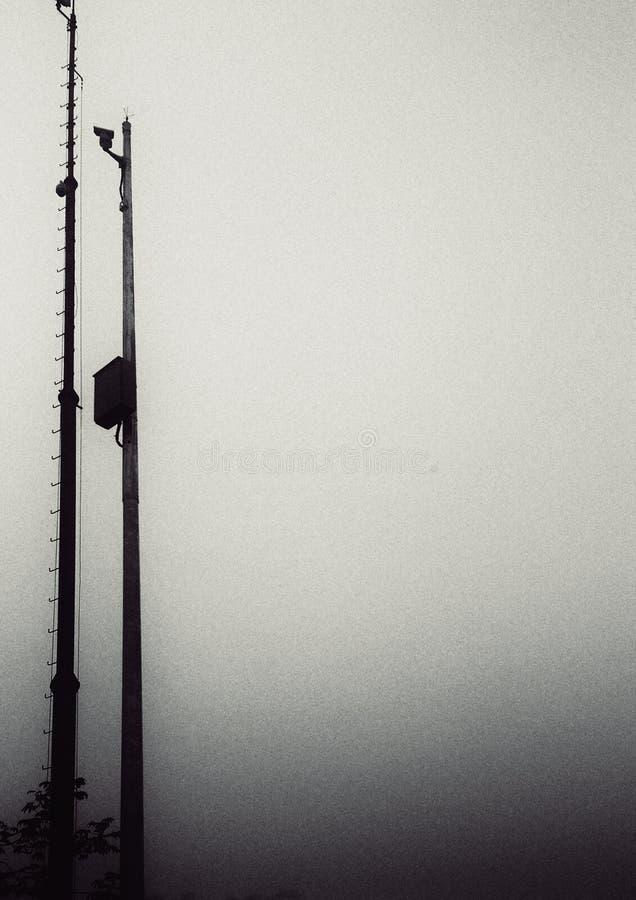 Городской поляк стоковые фотографии rf