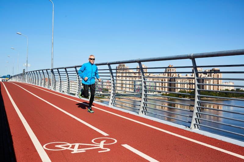 Городской спринтер стоковое изображение rf
