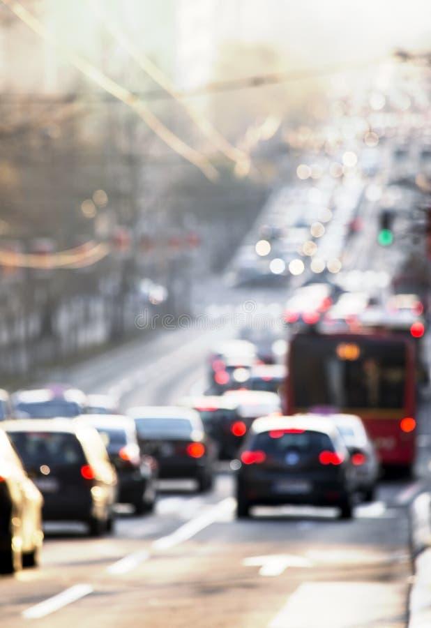 Городской транспорт стоковая фотография