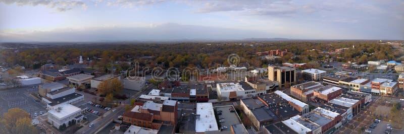 Городской Hickory стоковая фотография