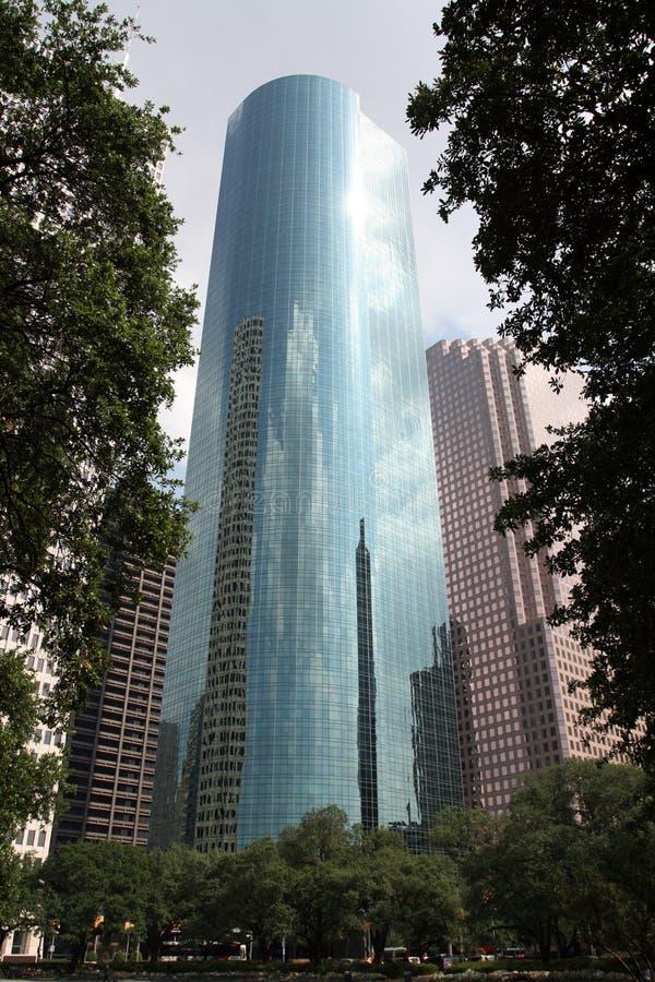 городской houston texas стоковое фото