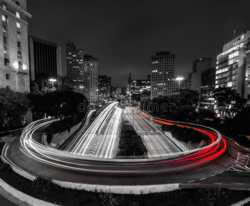 городской sao paulo стоковое фото