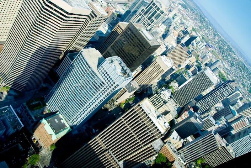 городской seattle стоковая фотография rf