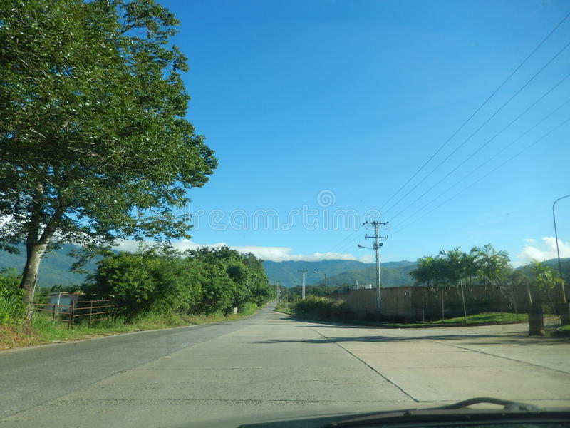 Город Валенсии Венесуэлы стоковые изображения