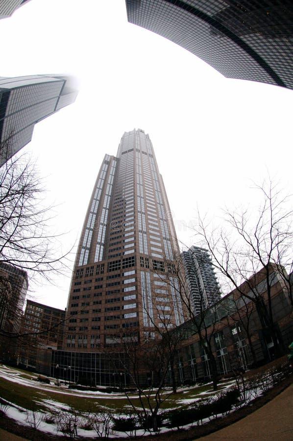 город зданий стоковое фото