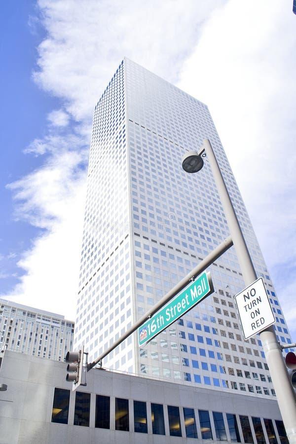 город зданий стоковое изображение