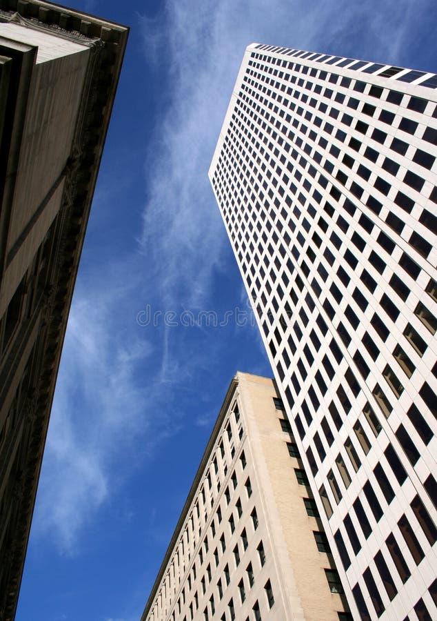 город зданий стоковые фото