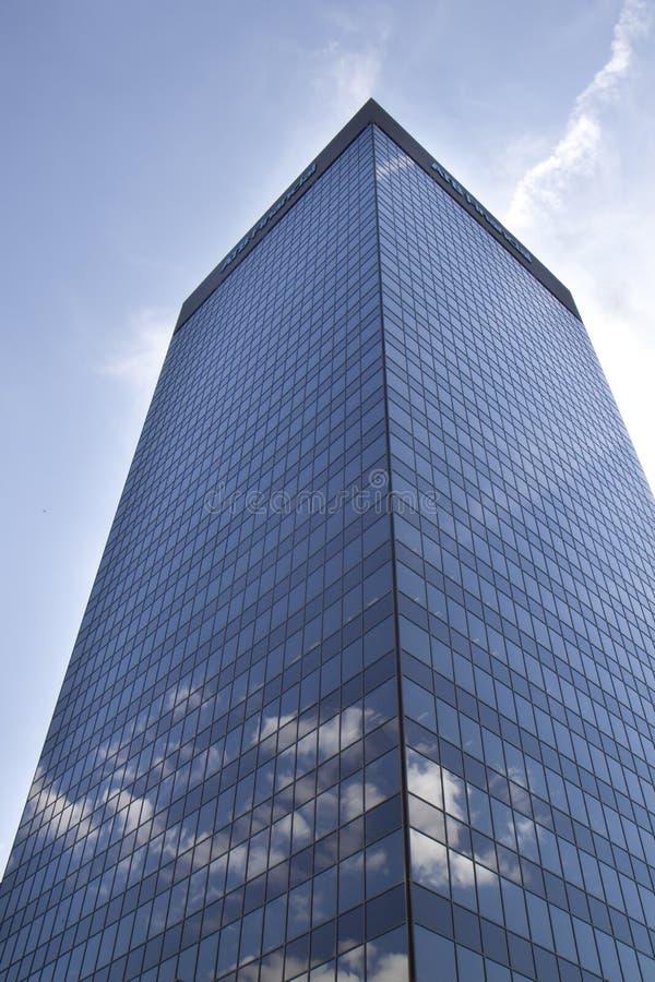 город здания самомоднейший стоковое изображение rf
