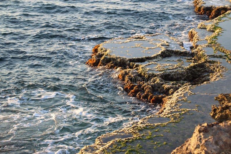 Город Ливан Tyrus стоковые фотографии rf