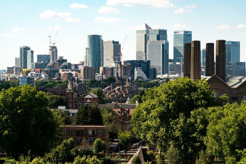 Город Лондона стоковые фото