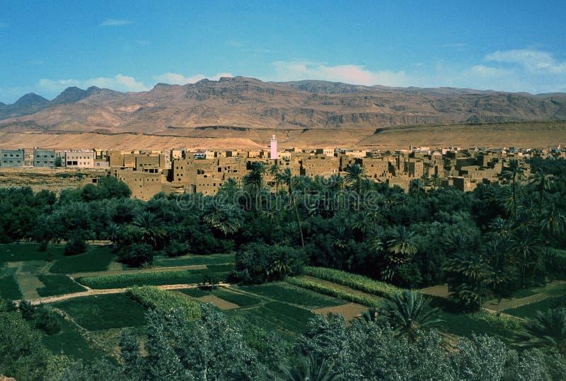 город Марокко стоковые изображения rf