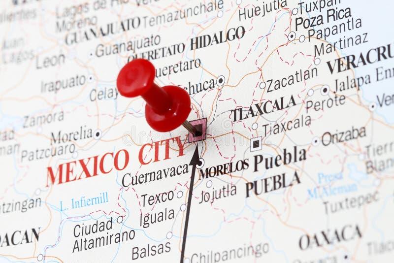город Мексика стоковая фотография