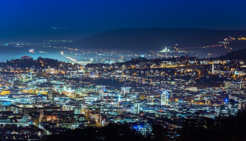 Город Штутгарт стоковые фото