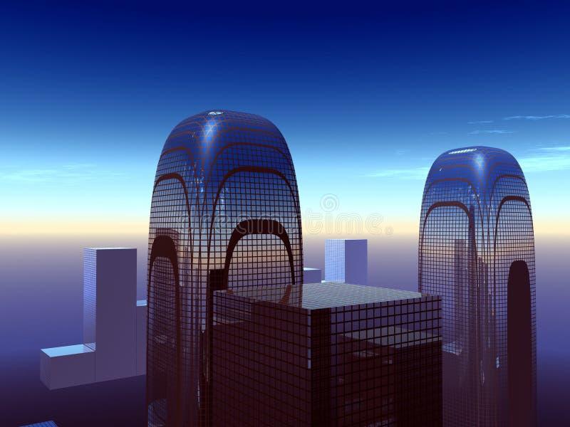 Город 27 бесплатная иллюстрация