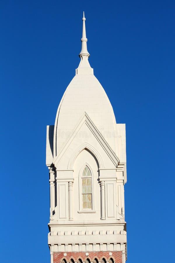 Город Brigham, Юта стоковое фото