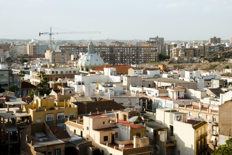 Город Cartagena стоковые фотографии rf