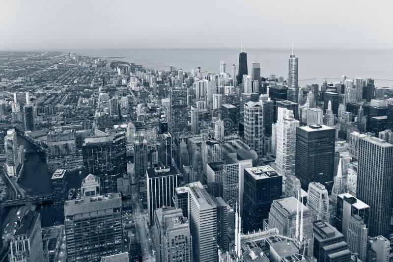 город chicago стоковые изображения
