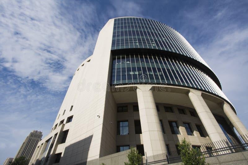 город kansas здания стоковая фотография rf