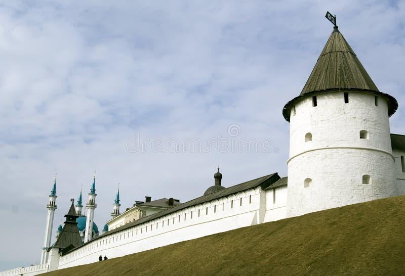 город kazan kremlin стоковые фотографии rf
