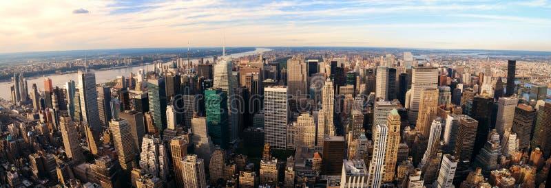 город manhattan New York стоковые изображения