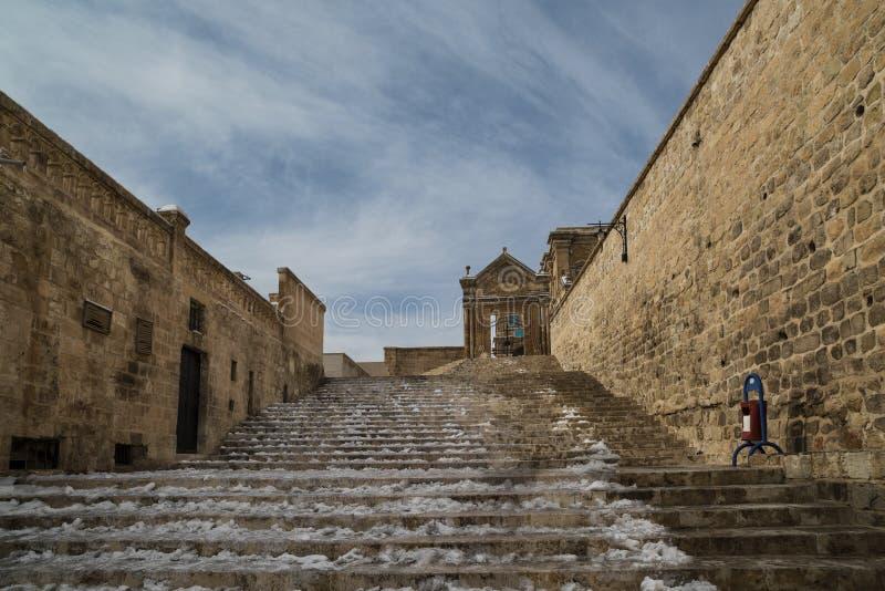 Город Mardin - Турция стоковое изображение rf