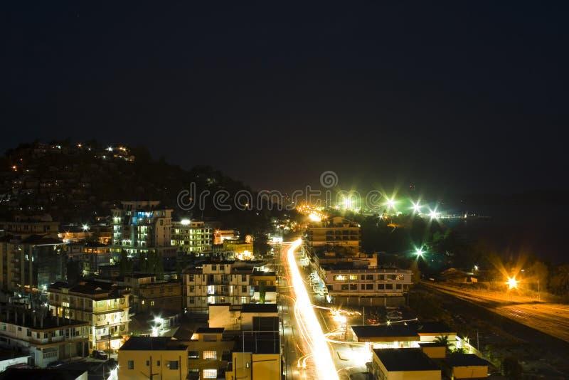 Город Mwanza стоковые изображения rf