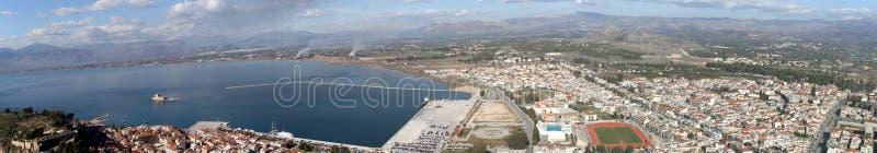 Город Nafplion, Греции стоковое фото
