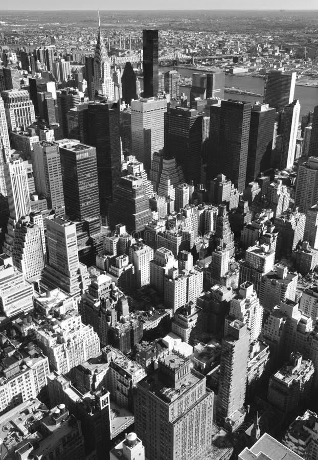 город New York зданий стоковые изображения