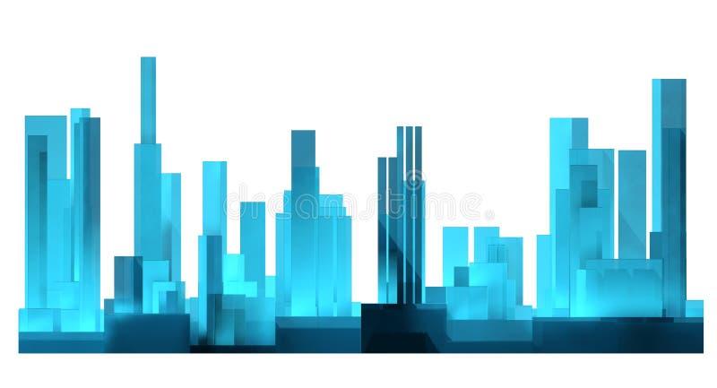 города бесплатная иллюстрация