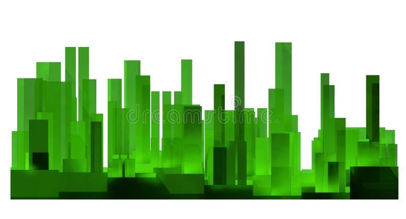 города иллюстрация вектора