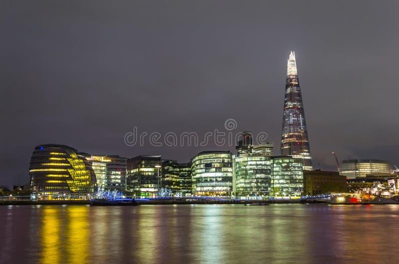 Город Лондона, черепка стоковые изображения rf
