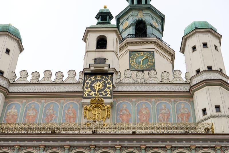 городок залы исторический стоковая фотография