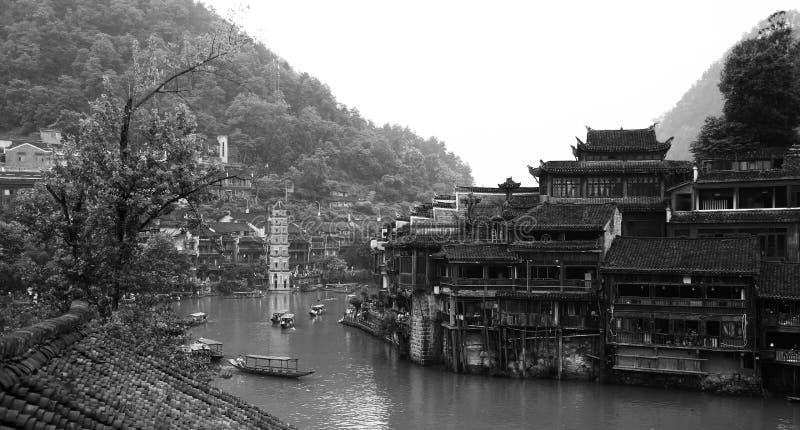 Городок Феникса стоковое изображение