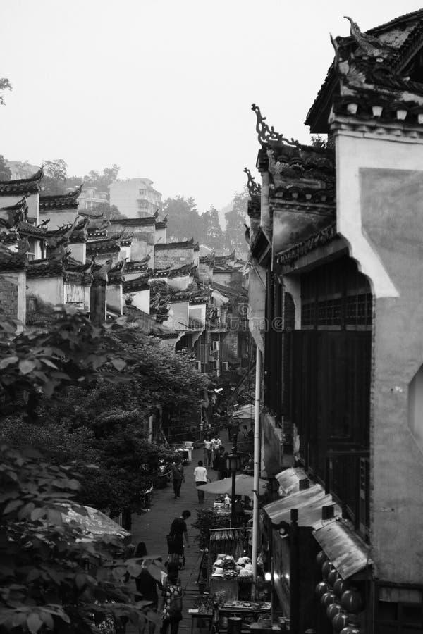 Городок Феникса стоковое изображение rf