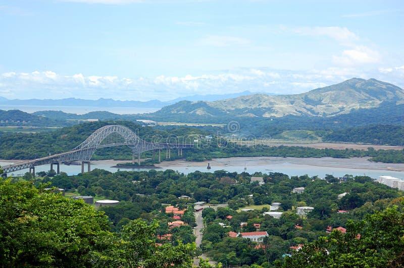 город Панама стоковые изображения