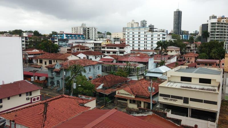 Город Панамы стоковое фото rf