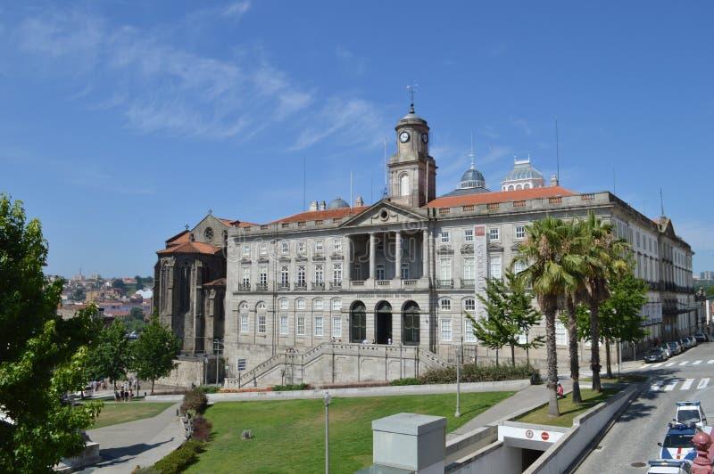 Город Порту, Португалия, Европа стоковая фотография rf