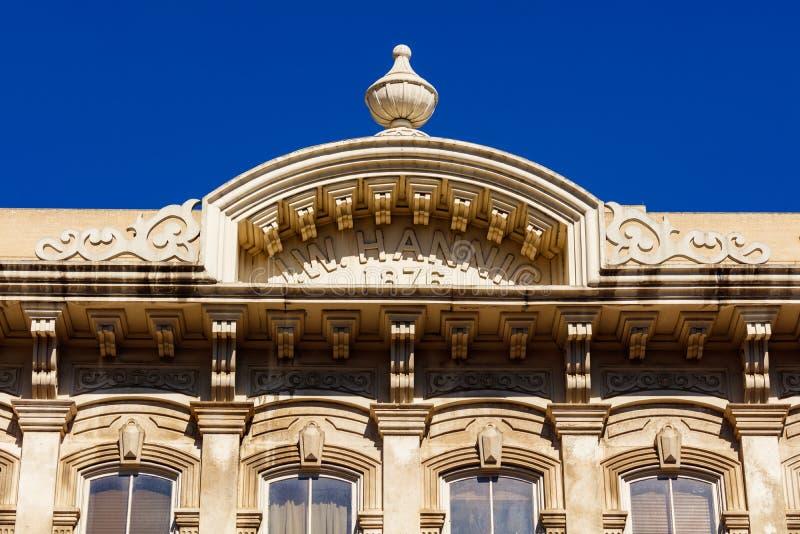 Городская архитектура Остина стоковые фотографии rf