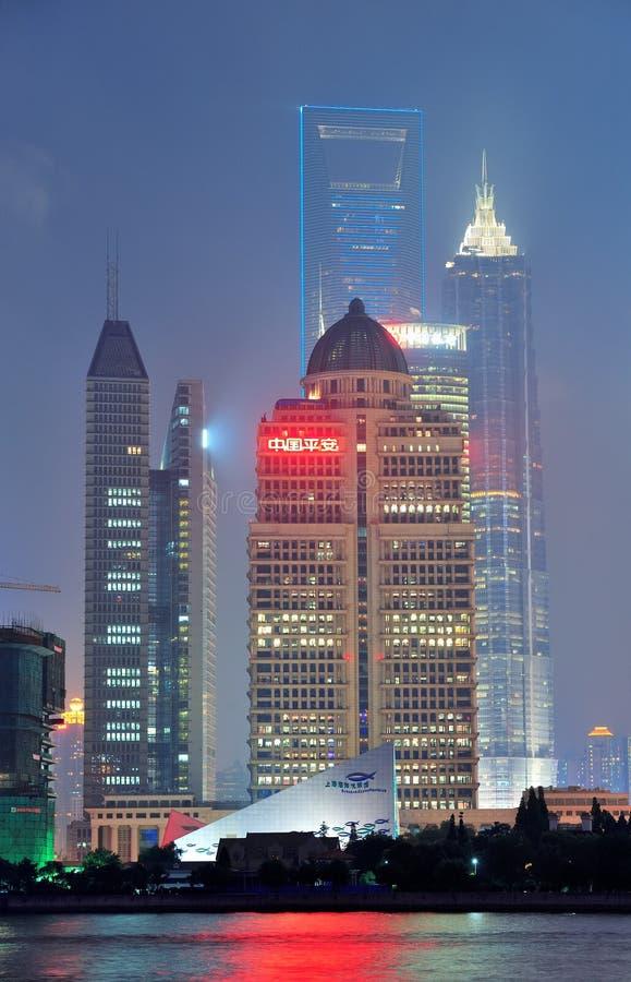 Городские небоскребы стоковое фото