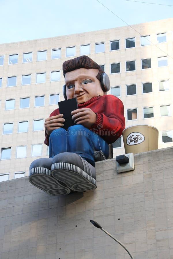 Городское искусство улицы стоковое фото rf