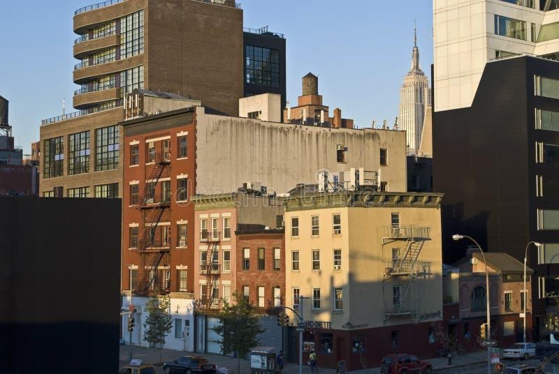 Городской квартал стоковые изображения