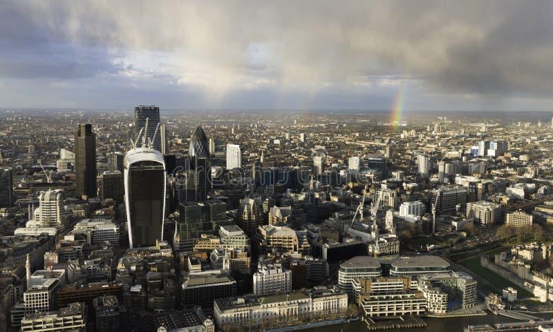 Городской пейзаж, Лондон стоковая фотография