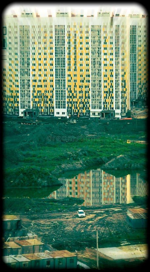городской пейзаж урбанский стоковое фото rf