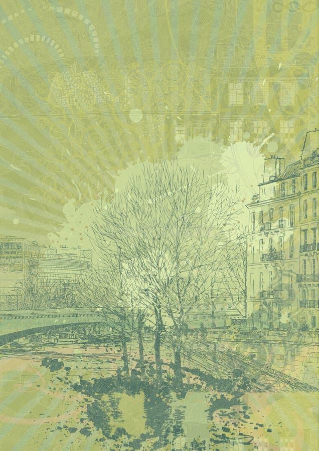 Город бесплатная иллюстрация