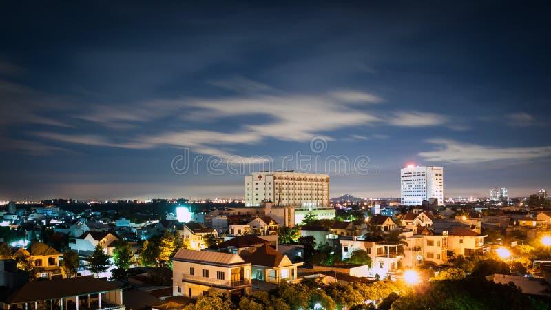 Город Bien Hoa, Вьетнам стоковая фотография rf