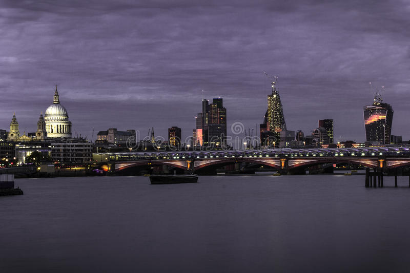 город london стоковое фото